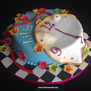 Clocktail cake - Cake by Ritsa Demetriadou