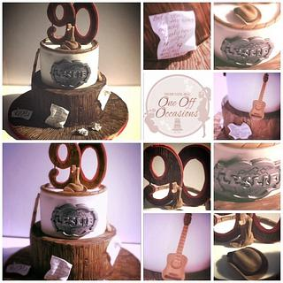 Country and Western - Cake by OneOffOccasions