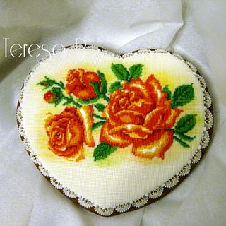 Walentynkowe róże