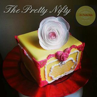 The love cake