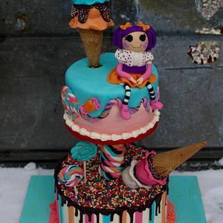 Lalaloopsy Ice-cream Party