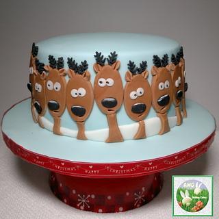 Reindeer twin silliness