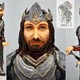 King Elessar- Aragorn