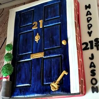 Key to the door!