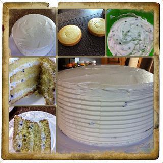 Cannoli Cake w/Recipe