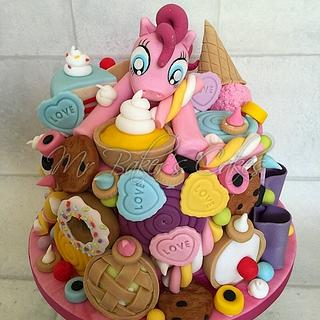 Pinkie Pie at the Bakery
