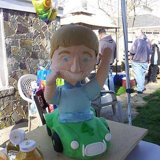 Grandson's Birthday Cake - Cake by prettysweettreats