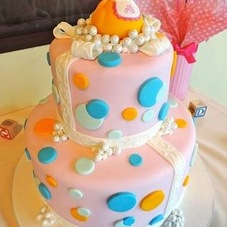 """""""Bubbles of Fun"""" - Cake by Lisa"""