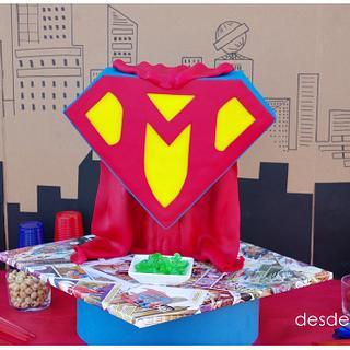 SuperMartin - Cake by desdeazucar by Eva y José Carlos