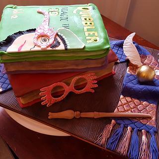 12th Birthday Harry Potter Cake