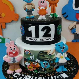 Gumboll - Cake by Carcakes
