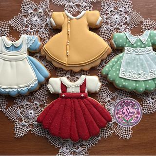 Vintage Girl's Dresses