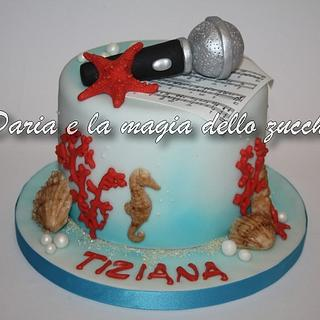 sing and sea cake