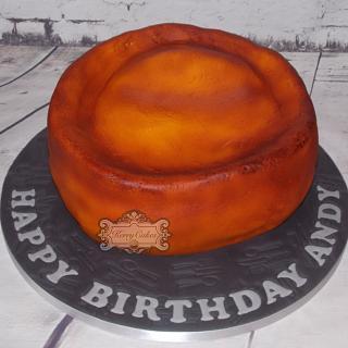 Giant Yorkshire pudding