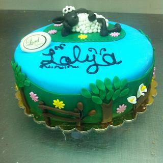 eid aladha cake