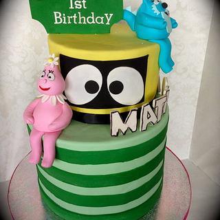 Yo Gabba Gabba Cake  - Cake by Heidi