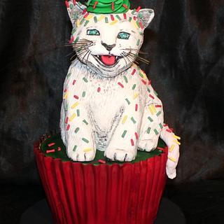 cat cake - Cake by Jocelyn Ryan