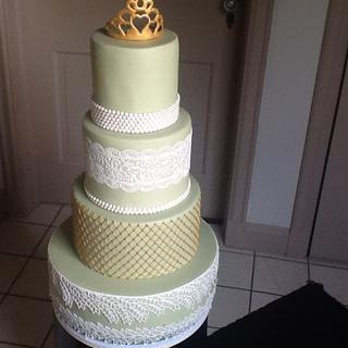 75th birthday - Cake by Sparetime