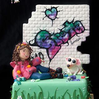 Greta's cake
