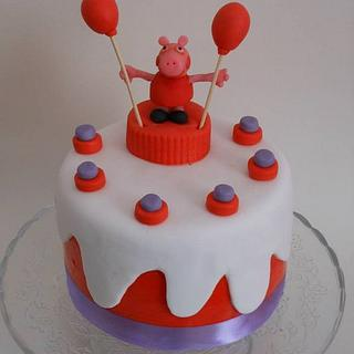 PEPPA PIG - MY DAUGHTER 2ND BDAY!