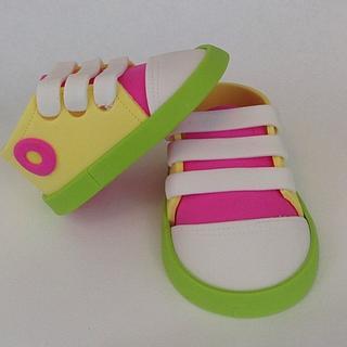 Spring Baby Sneakers