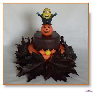 Halloween - Cake by Il Mondo di TeMa