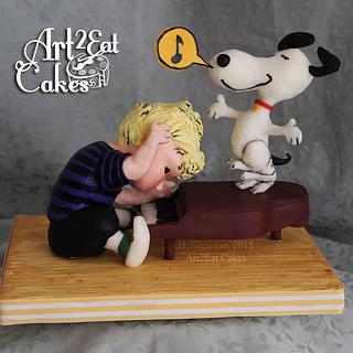 Happy 65th Anniversary Peanuts!