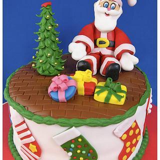 My First Santa Claus ;) Merry Christmas Everyone