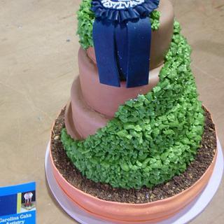 Topiary Cake