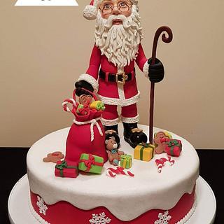 Santa - CPC Christmas Collaboration