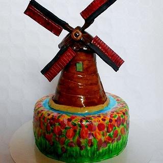 Holland Wind Mill