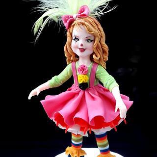 My sweet doll
