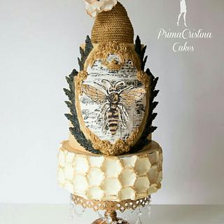 Animal Rights Collaboration: Save the Honey Bee!