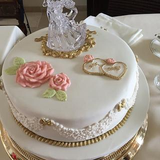 Weddingcake for my daughter.