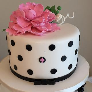 Pretty lil cake