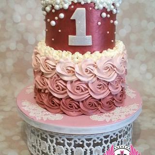 Pretty in Pink First Birthday