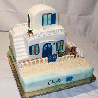Greek cake