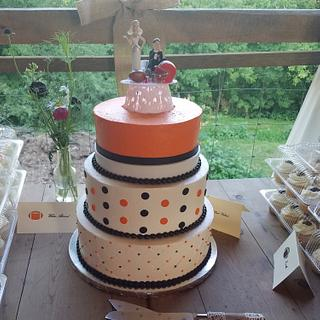 Cleveland Browns Weddings Cake