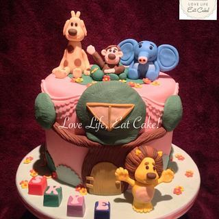 Skye's birthday cake - Cake by Love Life, Eat Cake! by Michele