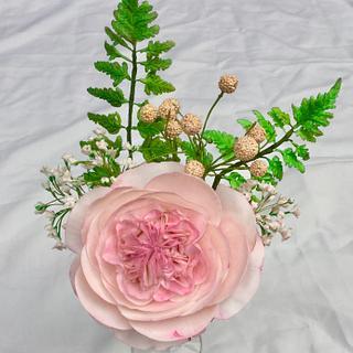 Rose - Cake by Goreti