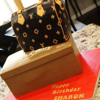 Fashionista Remix - Cake by Kendra