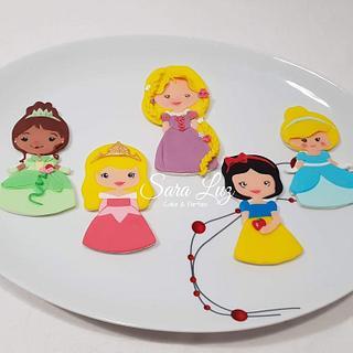 Princesses Disney 2D