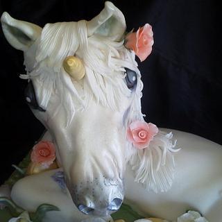 Unicorn sculpt