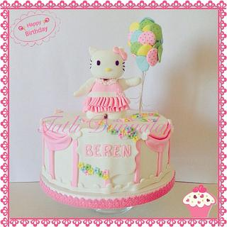 Hello Kitty :) - Cake by Tatlı Dünyalar by Vildan Özkara