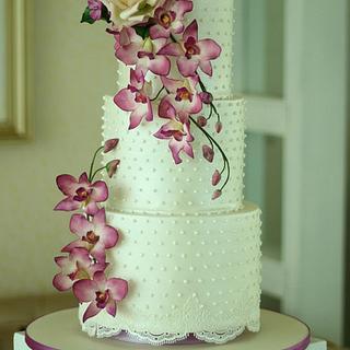 Splendor- Wedding Cake