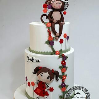A monkey for Josefina