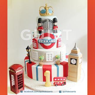 London Cake