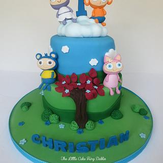 Waybuloo - Cake by Little Cake Fairy Dublin