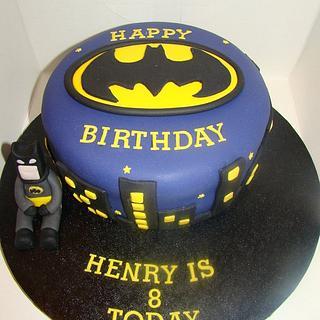 Brothers Birthday Cake