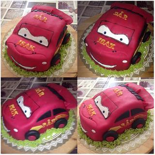 Birthdaycar - Cake by helenfawaz91